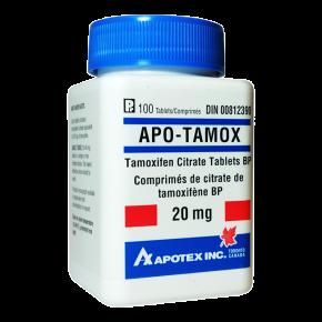 Nolvadex - Tamoxifen 20mg/50tabs - International Generic