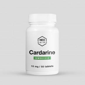 Cardarine - GW501516 (Fat Loss) 10mg/50tabs - NEO Sarms