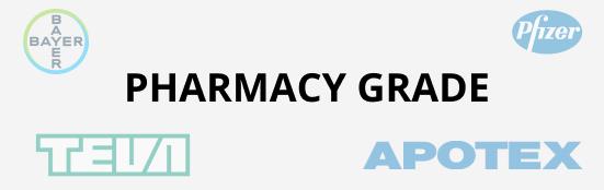 Pharmacy Grade